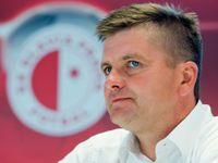 Slavia má v Rumunsku velké jméno, Stanciu je tu obrovská hvězda, říká Uhrin
