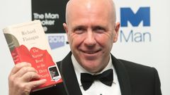 Richard Flanagan Man Booker Prize 2014