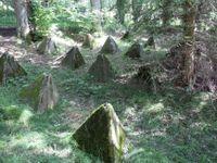 Foto: Železnou oponu chránily tisíce tajných bunkrů. Tak vypadá nejvíce opevněná obec v Česku