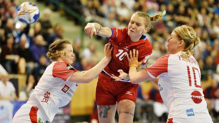 České házenkářky vyhrály ve Švýcarsku a postoupily na mistrovství světa