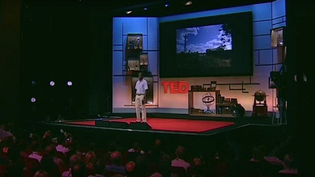 William Kamkwamba: 'How I Harnessed the Wind' (TED Talks, 2009)