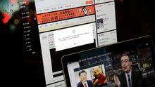 Čína zablokovala HBO kvůli parodii na prezidenta. Britský satirik jej označil za šíleného strýčka
