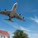 Letadlo nouzově přistálo kvůli opilým pasažérkám