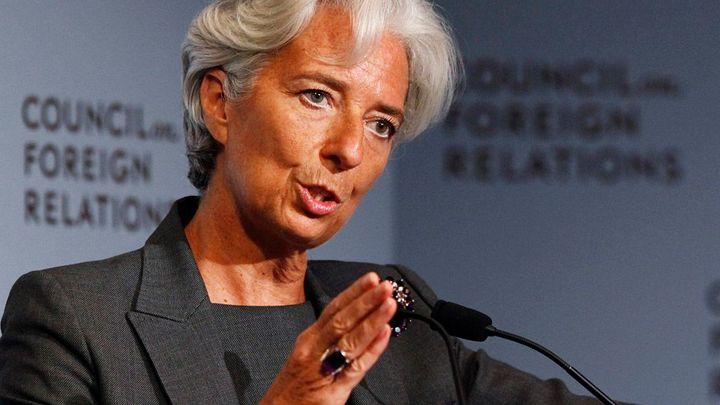 Řecko zaplatilo. Své peníze jsem dostala, řekla šéfka MMF