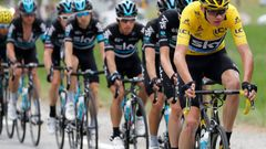 19. etapa Rour de France 2016: Chris Froome