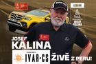 Video: Dakarská legenda Kalina z Peru ve volném dni