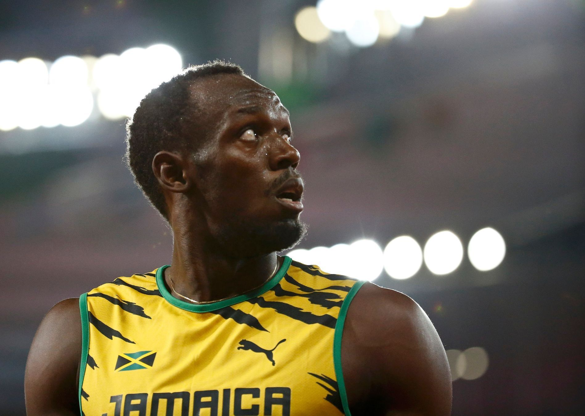 MS v atletice 2015, 100 m: Usain Bolt