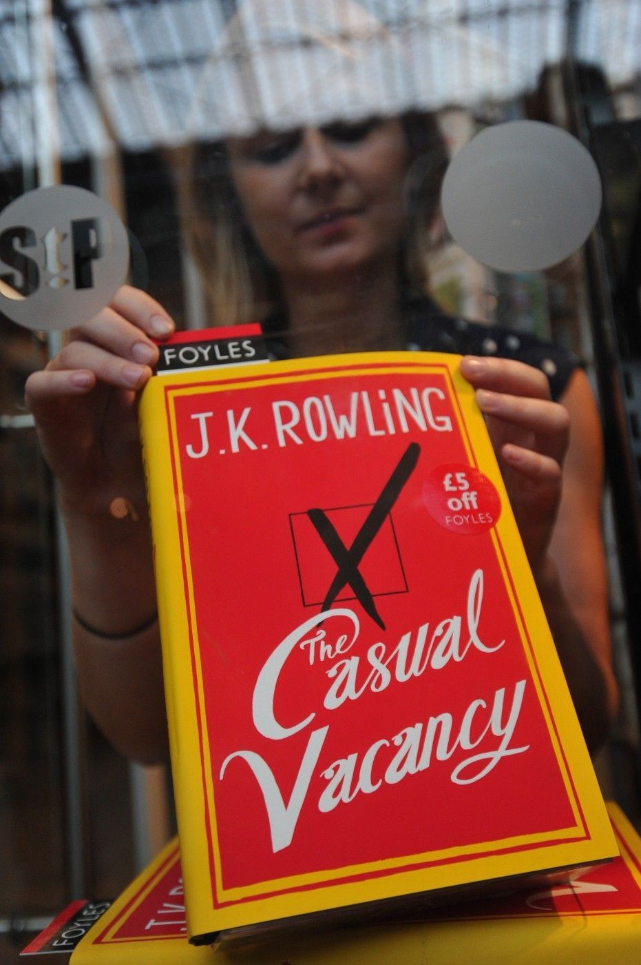 Casual Vacancy - rowlingová