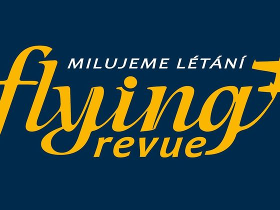 Flying Revue - logo