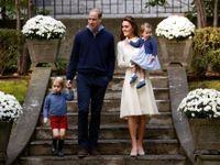 Britská královská rodina slaví příchod dalšího potomka. Vévodkyně Kate porodila syna