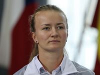 Krejčíkové vzdala soupeřka, v Bukurešti si zahraje čtvrtfinále