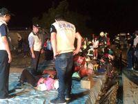 Na Tchaj-wanu vykolejil vlak, nejméně 17 cestujících zemřelo