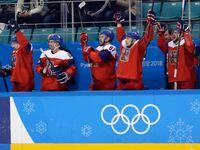 Češi si zahrají o hokejové medaile z olympiády! Američany v nájezdech vychytal neprůstřelný Francouz