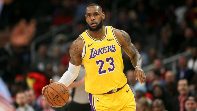 LeBron James (Los Angeles Lakers)