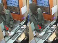 """VIDEO """"Kouzelník"""" ve směnárně. Trik vynesl muži 50 tisíc Kč"""
