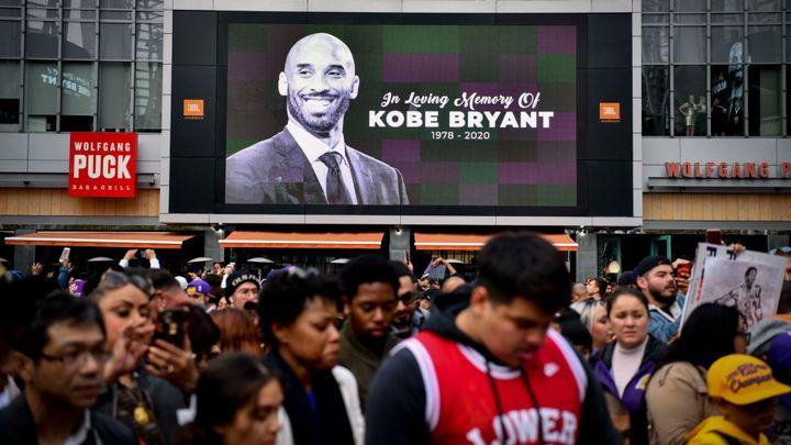 Tragicky zesnulý Bryant bude v létě uveden do Síně slávy
