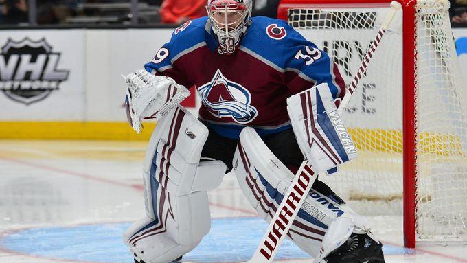 Jeden z nejlepších dnů v životě, zářil Francouz po první nule v NHL