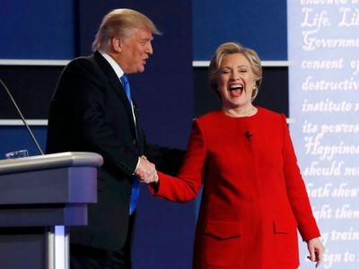 Trump vyčetl Clintonové vzestup Islámského státu. Soupeřka ho vyzvala, aby předložil daňové přiznání