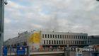 Brusel letiště - výbuch