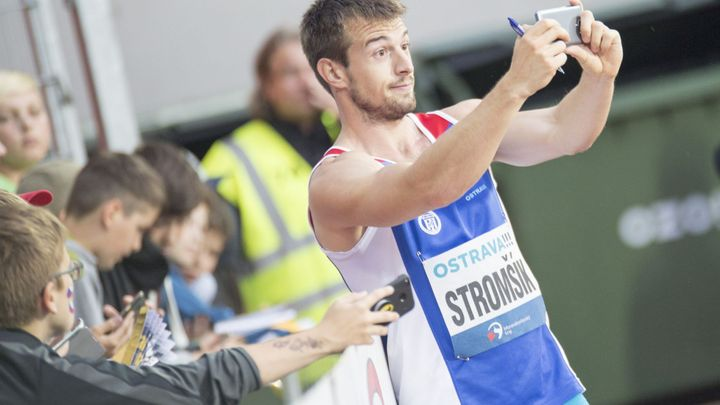 Stromšík překonal v Táboře osm let starý český rekord na 100 m