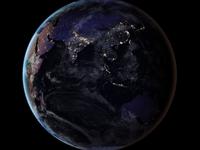 Přicházíme o noc, varují vědci. NASA ukázala, jak na Zemi roste světelné znečištění