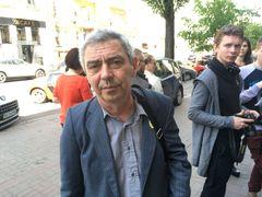 Ruský historik Nikita Sokolov.