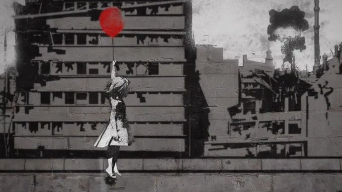 Banksy (With Syria)