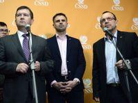 Po demisi našich ministrů by měla skončit celá vláda, požadují po ANO sociální demokraté