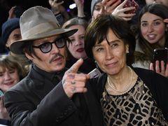 Berlinale: Depp hraje fotografa, který odhalil ekologickou katastrofu