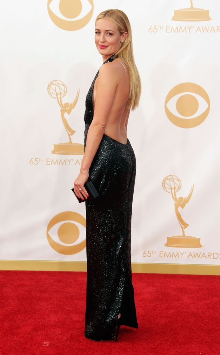 Emmy 2013 - Cat Delley