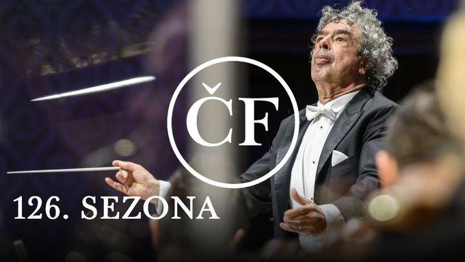 Ředitel David Mareček a šéfdirigent Semjon Byčkov představují 126. sezonu České filharmonie.