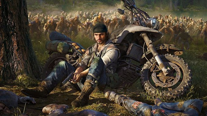 Days Gone - trailer