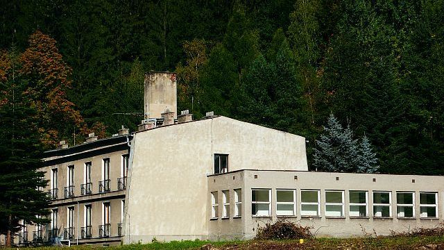 Petr Nevlud wants to move 50 families from Ostrava do the defunct sanatorium in Ostravice.