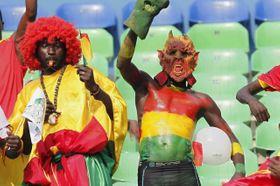 Africký lesbický obrázek
