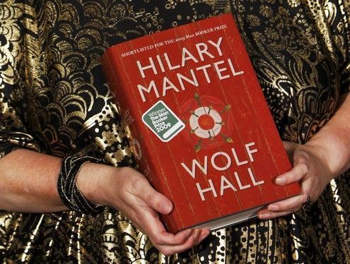 Hilary Mantelová; Booker Prize