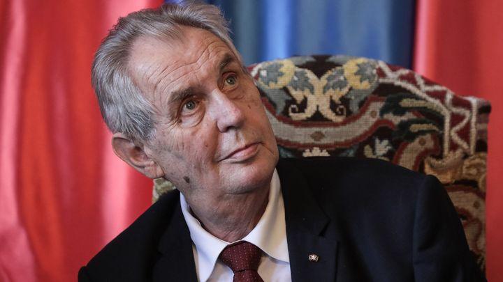 Zemanovi jde jen o to, aby škodil ČSSD a zvýšil svůj vliv, míní politolog Kopeček
