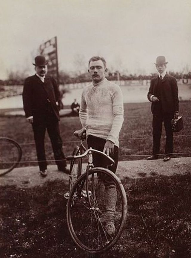 Louis Trousselier - vítěz Tour de France 1905