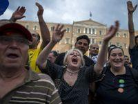 Živě: Řecko je údajně připraveno zrušit nedělní referendum