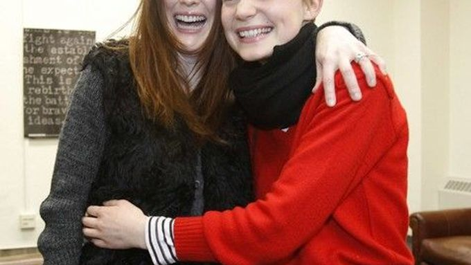 The Kids Are All Right: Julianne Moore a Mia Wasikowska
