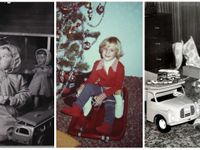 Foto: Tak jsme slavili Vánoce za socialismu. Projděte si velkou vánoční fotosoutěž čtenářů