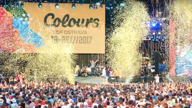 Colours of Ostrava Aftermovie 2017