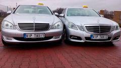 Taxislužbě skokana Jandy ukradli registrační značky na přání, za nalezení vypsala firma odměnu