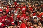 Detroit Red Wings, šampioni Stanley Cupu 1998