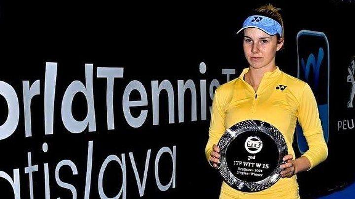 Ve stopách Krejčíkové. O vítěznou trofej si na French Open zahraje i juniorka Nosková; Zdroj foto: Archiv Lindy Noskové