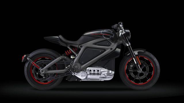 Elektrická motorka Harley-Davidson bude už za rok 1c14a83286