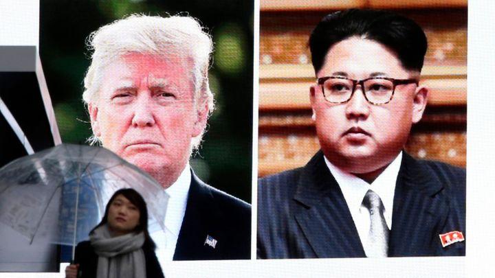 Historická schůzka Kima s Trumpem může skončit fiaskem. O těchto tématech mají jednat