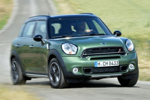 Mini Countryman (2007-2011)