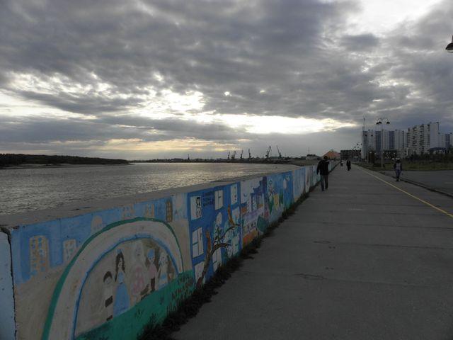f4d62ea815f Panelákový atol v tajze. Sibiřské velkoměsto stvořili hledači ropy ...