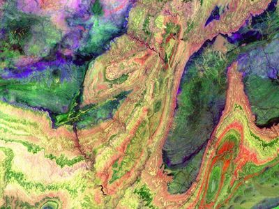 Obrazem: Úchvatné přírodní scenérie přímo z vesmíru. Podívejte se na nejlepší snímky planety Země