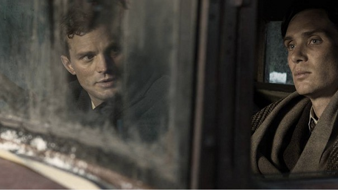Jamie Dornan, Cillian Murphy ve filmu Anthropoid